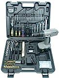 Brüder Mannesmann Werkzeug M17975 Werkzeugkoffer mit 18...