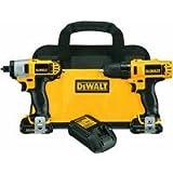 DeWalt DCK211S2 10,8 Volt...